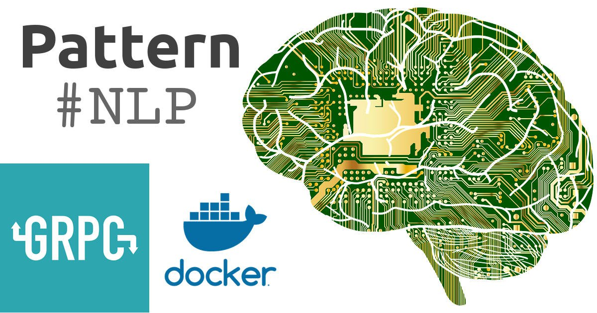 gRPC-Pattern: NLP framework as microservice - Projects
