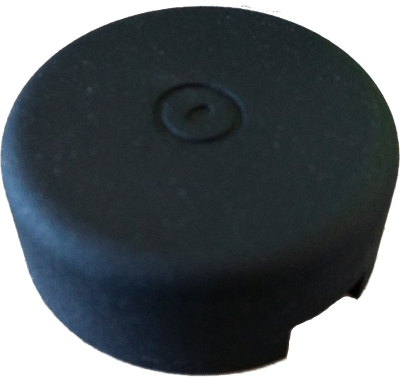 Picture of the new Outbeacon. Black